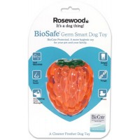 BIO SAFE Fruits Toy Игрушка для собак Малина, 11см