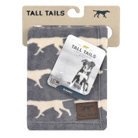 "ROSEWOOD ""Tall Tails"" Одеяло-плед из флиса, 76х102 см"