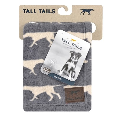 """ROSEWOOD """"Tall Tails"""" Одеяло-плед из флиса, 76х102 см"""